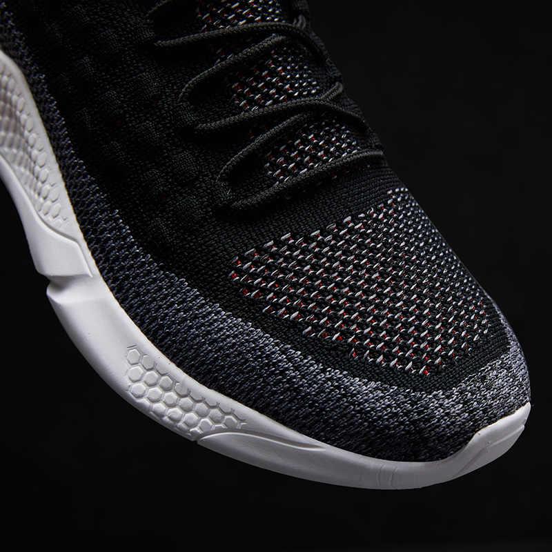 جديد تنفس شبكة حذاء رجالي غير رسمي الكبار الذكور الربيع أحذية رياضية أحذية رجالي احذية الجري الراحة خفيفة الوزن