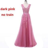 dark pink no train