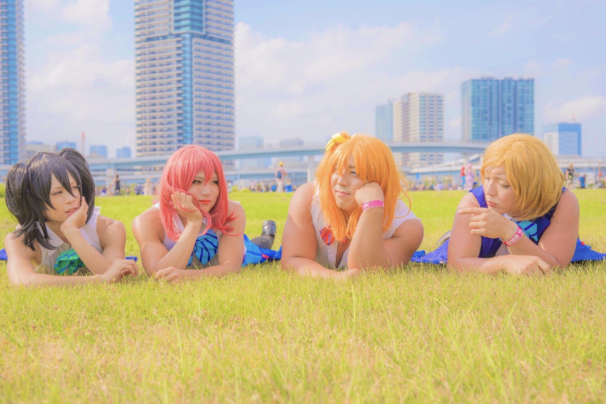 【COSPLAY】C96有趣Cosplay作品集(3)欢乐时光开始了!- ACG17.COM