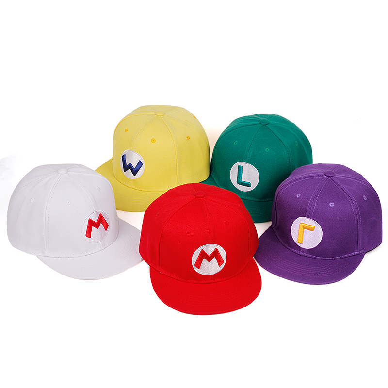 New 3D Three-dimensional Letter Embroidery Baseball Cap Fashion Trend Snapback Caps Summer Outdoor Hip-hop Hat Men's Wild Hats