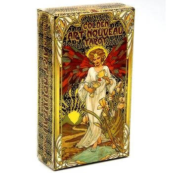 Nouveau Tarot Cards Deck 78 cards By GIULIA F.MASSAGLIA LO PDF  Guidebook Fate Divination Game Tarot Deck
