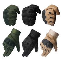Full Finger Motorcycle Gloves Enduro Winter Microfiber Leather Racing Tactical Military Motocross Gloves Motorbike Accessories 5