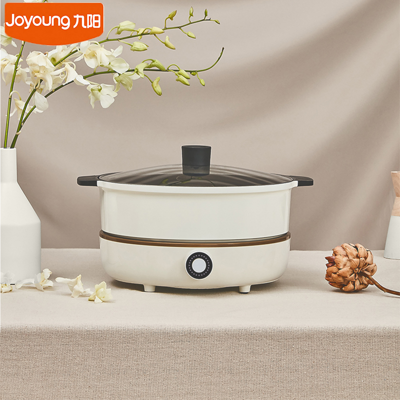 Joyoung C21-HG3 2100W Induction Cooker Detachable Cooking Pot 220V Household Electric Heating Plate Family Hot Pot