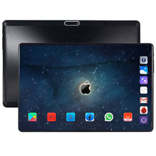 6000 mAH 10.1 Tablet Android 9.0 MTK8752 Octa Çekirdekli Ram 6 GB ROM 64 GB Çift Kamera 5MP Çift SIM Tablet PC Wifi GPS bluetooth telefon