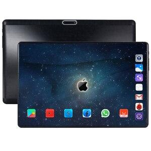 Image 1 - 6000 mAh 10.1 Viên Android 9.0 MTK8752 Octa Core RAM 6 GB ROM 64 GB Camera Kép 5MP Dual SIM SỐ Máy Tính Bảng Wifi GPS Bluetooth điện thoại