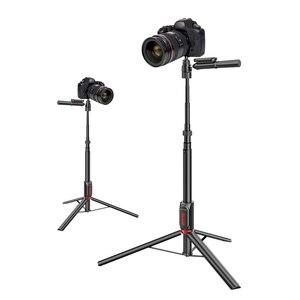 Image 4 - BlitzWolf bluetooth Selfie Stick Photography Lighting LED Ring Light Lamp Stand for DSLR Camera Photography Ring Light projector