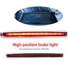 Third 3rd Brake Light Eye Level Stop Lamp Signal Lamp Car styling Auto Replacement for Audi A6 Avant 1998 2005 4B9945097A