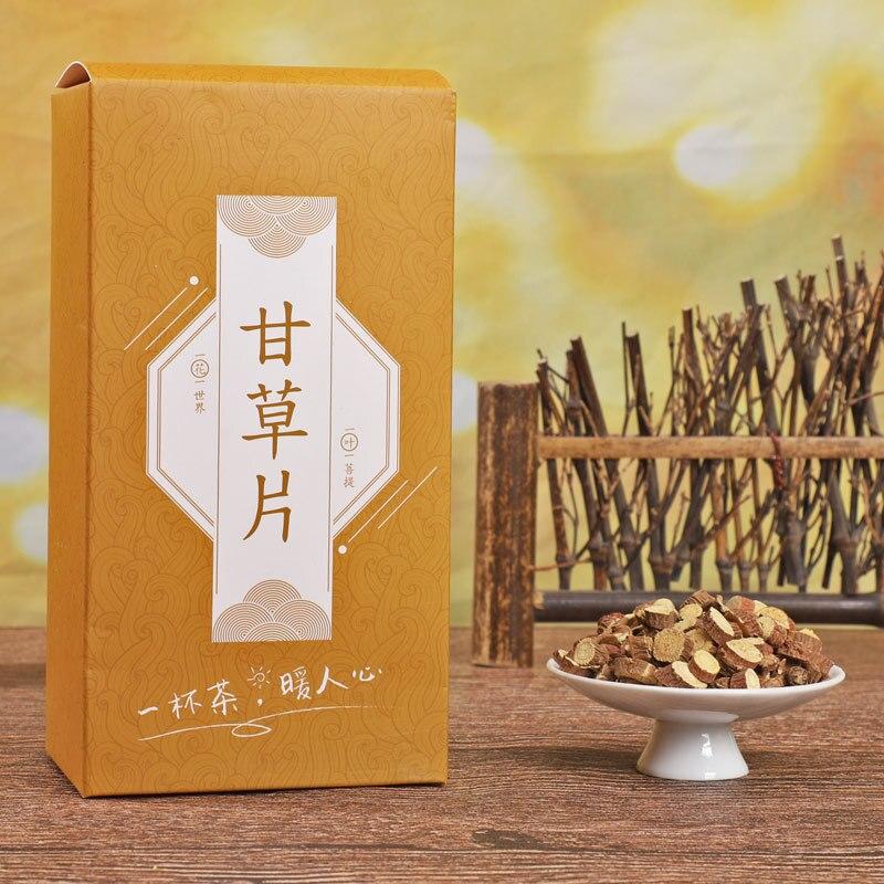 250g one carton of liquorice tablets for invigorating qi and invigorating spleen