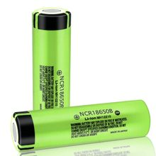 JOUYM 100% Original 18650 Battery NCR18650B 3.7v 3400mAh Lithium Rechargeable Battery For Flashlight Batteries