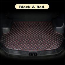 Коврик Sinjayer для багажника автомобиля, водонепроницаемый коврик для багажника автомобиля, плоский коврик для груза, коврик для подкладки дл...