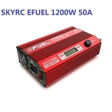 Skyrc efuel 1200w 50a dc regulada fonte de alimentação adaptador para isdt t8 icharger x6 308 4010 carregador