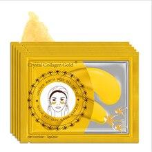10pairs Collagen Crystal Eye Mask Gel Eye Patches Eye Care Sleep Masks Remover Dark Circles Anti Aging Wrinkles Eyes Skin Care