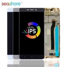 """5.0 """"ORIGINAL Für XIAOMI Redmi 4 Standard LCD Touch Screen Digitizer Montage Für Xiaomi Redmi 4 Display mit Rahmen ersatz"""