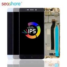Оригинальный ЖК экран с дигитайзером для XIAOMI Redmi 4, Стандартный сенсорный экран с рамкой, Замена 2 Гб ОЗУ