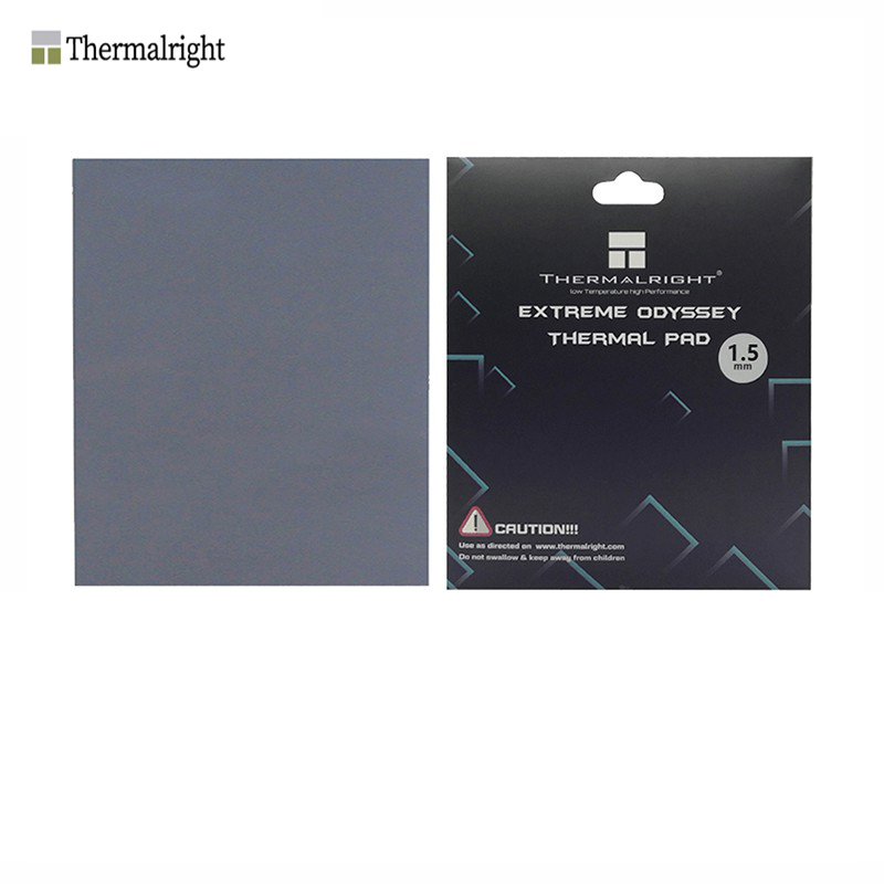 Thermalright ODYSSEY Heat Dissipation Silicone Pad CPU/GPU Graphics Card Thermal Pad Motherboard Silicone Grease Pad 12.8 w/mk 2
