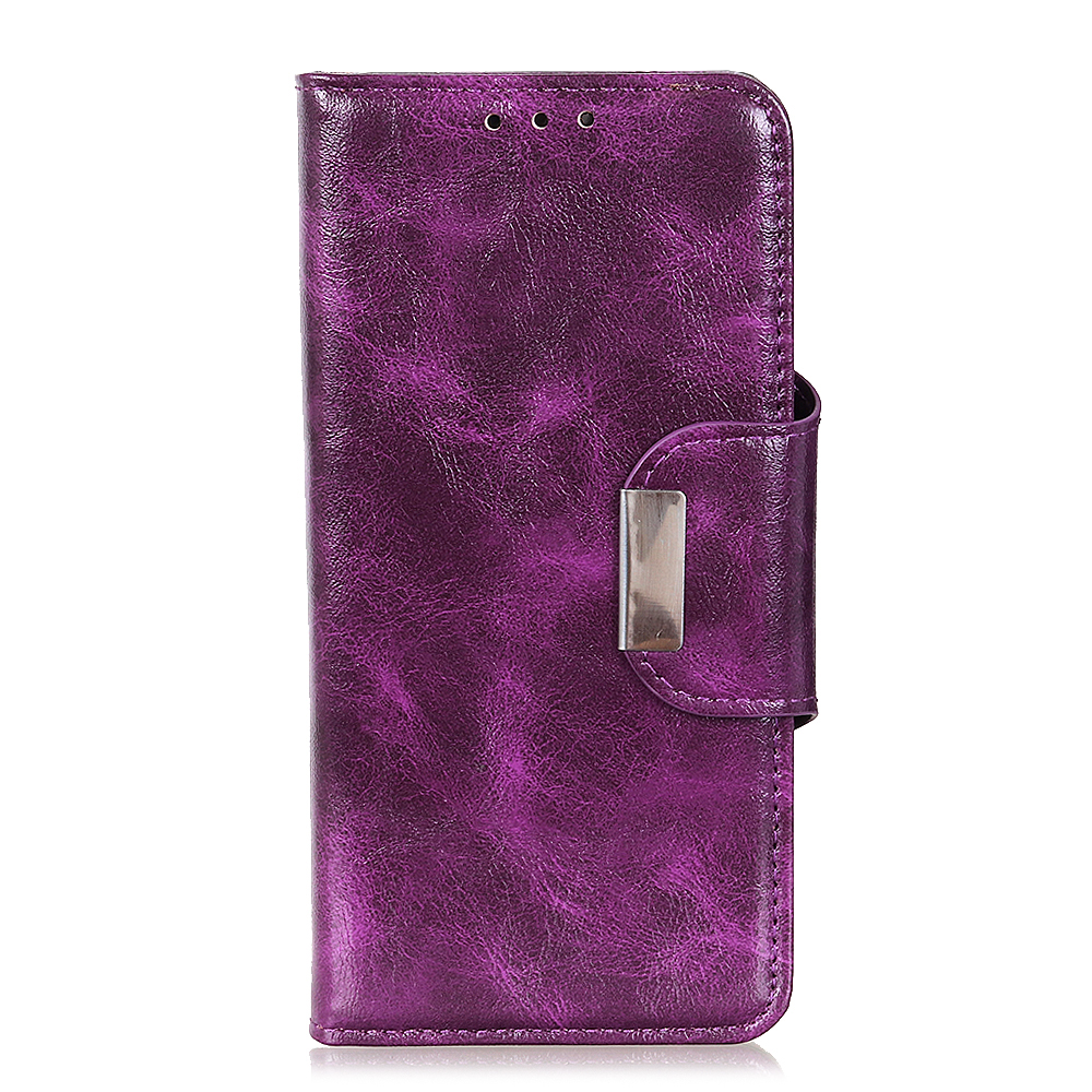 Image 3 - 6 Card Slots Wallet Flip Leather Case for Sony XZ5 XZ4 XZ3 Xperia 20 10 Plus L3 Stand Magnetic Closure ID Credit Cards Pocket-in Wallet Cases from Cellphones & Telecommunications