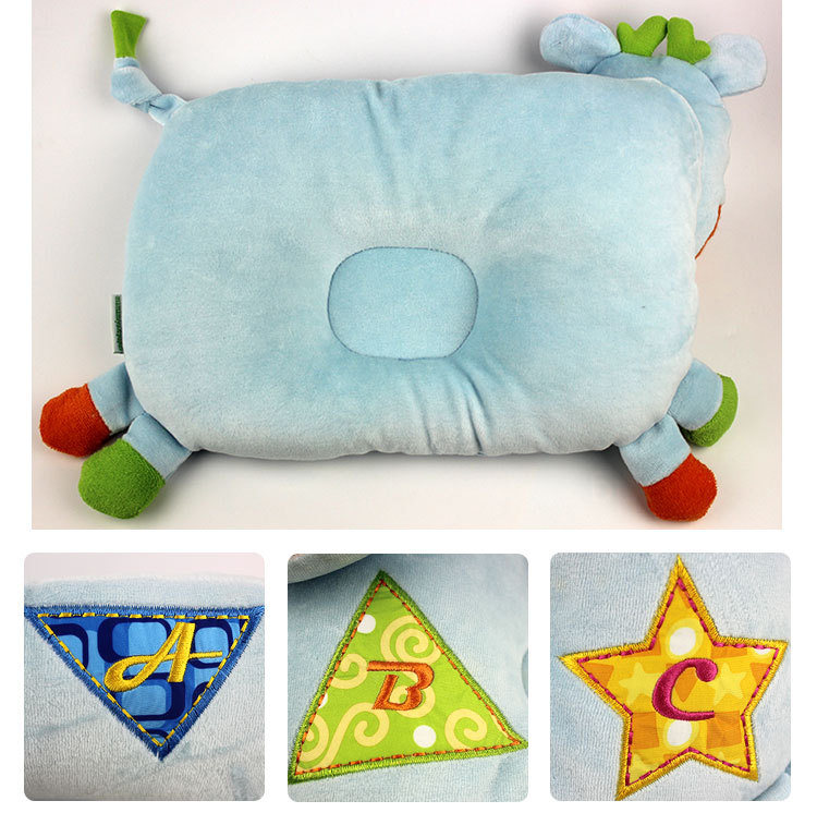 Cartoon Animal Styling Baby Nursing Pillow And Toddler Sleep Positioner Anti Roll Baby Bedding 13