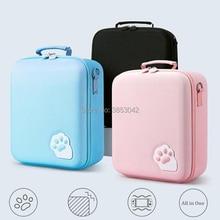 Carry Lagerung Tasche für Nintend Schalter Nintendos Schalter Konsole Zubehör Multifunktions Griff Tasche für Nintendoswitch Freude con