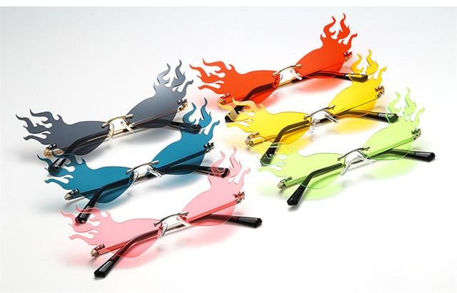 Astounding Flame Sunglasses 6 Colors 5