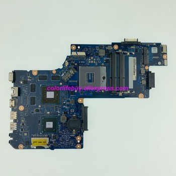 Genuine H000052560 HM76 DDR3 w 7670M Graphics Laptop Motherboard Mainboard for Toshiba Satellite L850 C850 L855 C855 Notebook PC v000275350 6050a2509901 for toshiba satellite s855 l855 laptop motherboard hm76 hd graphics ddr3 free shipping 100% test ok