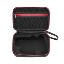 ハード収納袋ボックスダブルジッパー旅行キャリーケースハードシェルナイロンdji osmo携帯3カメラ用キャリーバッグアクセサリー