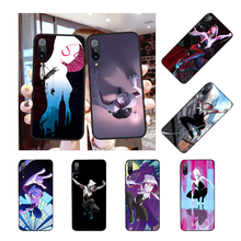 PENGHUWAN Marvel Spider Gwen Man Anime Black Soft Rubber Phone Cover for Redmi Note 8 8A 7 6 6A 5 5A 4 4X 4A Go Pro Plus Prime(China)