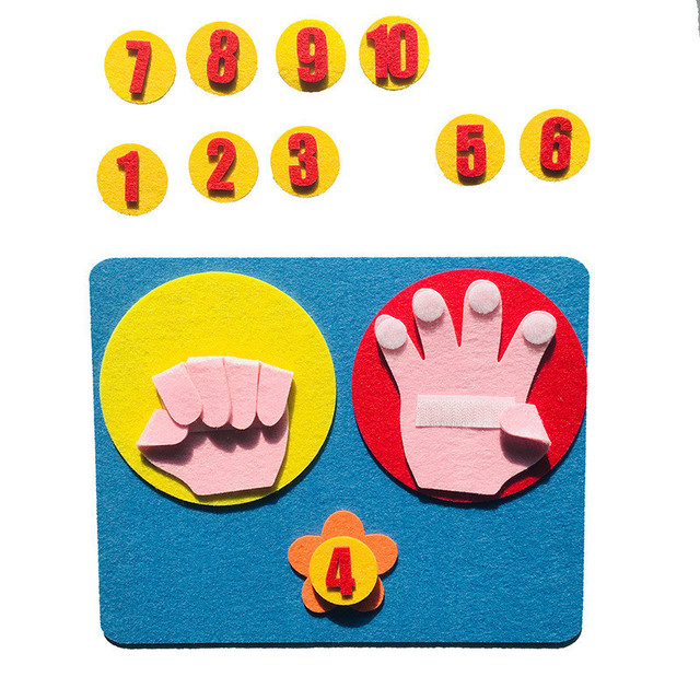 1-Set-Children-Maths-Toys-Finger-Counting-1-10-Learning-Montessori-Educational-Toy-Felt-Finger-Numbers