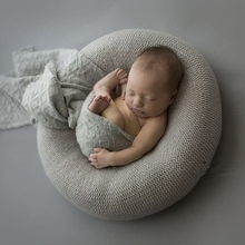 Wrap-Blanket Cushion Posing-Props Positioner Photography Swaddle Shooting-Accessories
