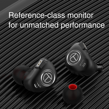 TRN V90 1DD+4BA Hybrid In Ear Earphone HIFI DJ Monitor Running Sport Earphone Earplug Headset With 2PIN Detachable TRN V20/V80