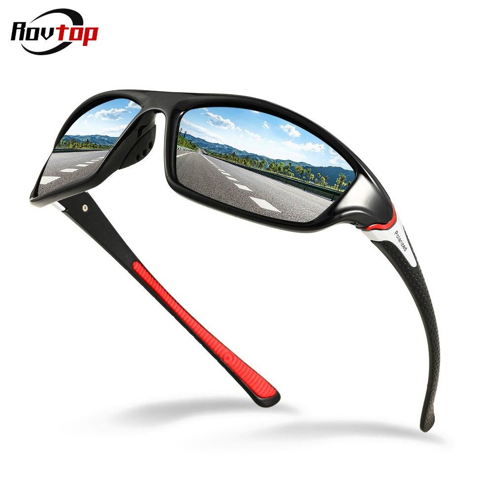 Классические поляризованные солнцезащитные очки UV400, мужские солнцезащитные очки для вождения, Винтажные Солнцезащитные очки для вождения...