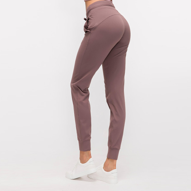 Nepoagym STEP Womens Workout Sport Joggers Running Sweatpants with Pocket Women Fitness Pants Soft Jogging Pants