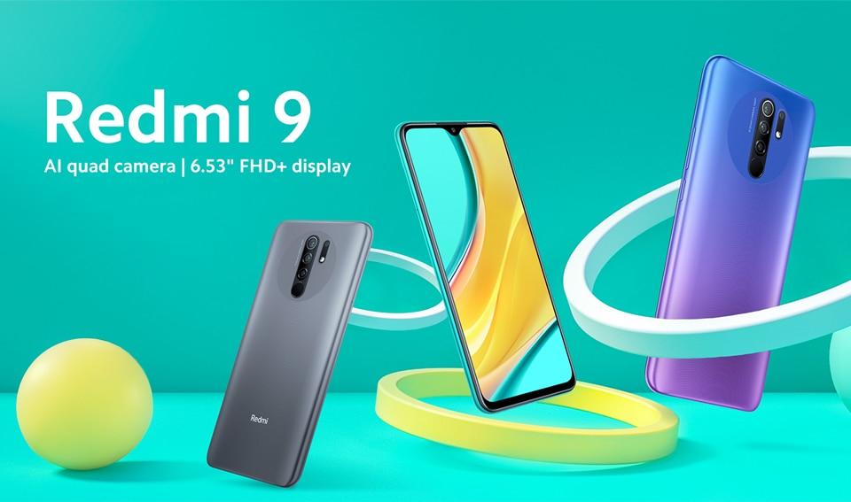 Redmi 9 64G  nfc
