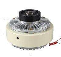 Freio magnético do pó da embreagem 0.6 kg-20 kg do pó do eixo oco freio 24 v da tensão do motor