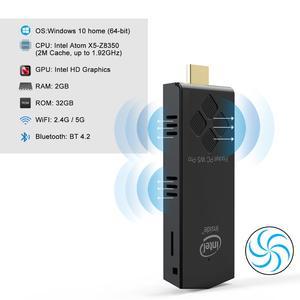 W5pro Intel Atom x5-Z8350 Windows10 stick dongle small Mini PC Quad Core RAM 4GB ROM 64GB windows 10 mini PC