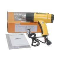2000W Heißer Luft Heat Tool 100-650 Grad Temperatur Einstellbar Hand Farbe Stripper Heißer Luft Werkzeug Luft gebläse