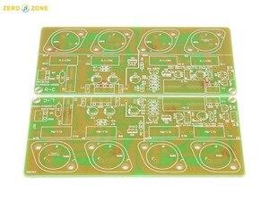 Image 2 - ZEROZONE 1 paio (2 pezzi) scheda PCB per HOOD JLH2003 oro sigillato tubo scheda amplificatore di potenza (2 schede)