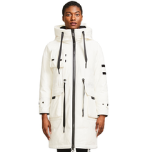Allure Amore Winter Women coat white duck down jackets Outwear Jacket Hooded Thicken Warm Parkas Ladies Clothes canada AA1906302