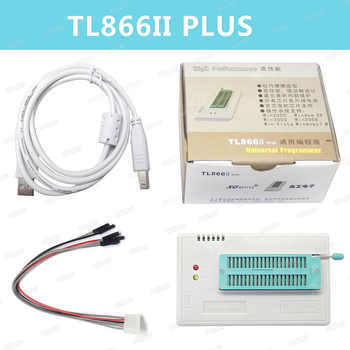 100% New Xgecu Pro TL866ii Plus Programmer High Speed USB EPROM EEPROM FLASH for 1300 IC Better than TL866CS TL866A - DISCOUNT ITEM  5 OFF Electronic Components & Supplies
