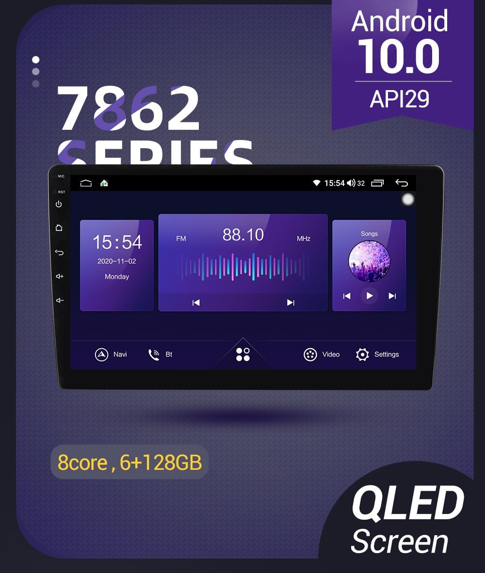 6g 128g Android 10 Qled 4g Lte Car Radio Multimedia Video Player For Audi Tt Mk2 8j 2006 2007 2012 Navigation Gps 5g Wifi Rds Big Offer Cb5e6 Cicig