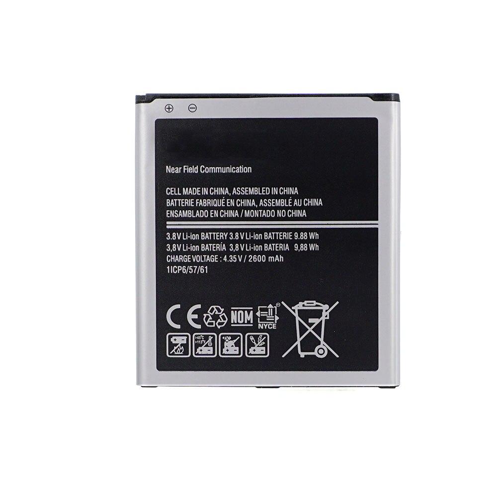 G530 G5306 Batterie EB-BG530CBE EB-BG531BBE pour Samsung Galaxy Grand Prime J3 2016 J320F j2 premier G5308W G530 G530H G531F J5 2015
