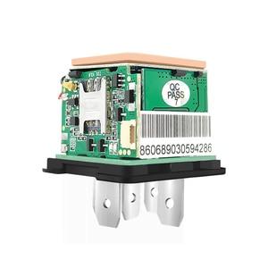 Image 5 - Samochód śledzenia przekaźnik GPS urządzenie śledzące lokalizator gsm pilot zdalnego sterowania Anti theft monitorowania odciąć olej system zasilania aplikacji