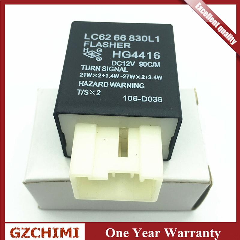 For 2004-2006 Mazda MPV Hazard Warning and Turn Signal Flasher SMP 29764GQ 2002