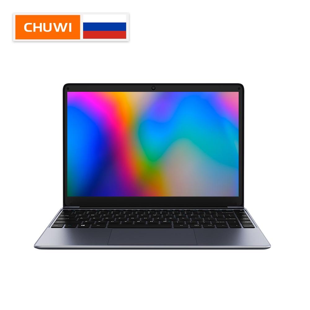 CHUWI HeroBook Pro 14.1 Inch  1920*1080 IPS Screen Intel Gemini Lake N4000 Dual Core Windows 10  8GB RAM 256GB SSD Laptop