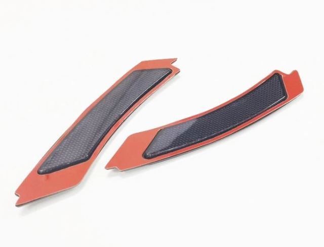 2 قطعة الدخان OE نمط الجبهة الوفير الجانب ماركر عاكس لسيارات BMW E90 / E91 LCI 4 DR سيدان (لا تناسب M3 أو م الرياضة أو 2DR كوبيه)