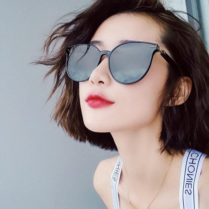 New Black Peter Women Sunglasses Korea Gentle Sunglasses Monster Star Sunglass Fashion Lady Vintage Sunglasses Galsses