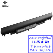 GZSM akumulator do laptopa HS04 dla HP Pavilion 14 ac0XX 15 ac121dx 255 245 250 G4 240 HSTNN LB6U HSTNN PB6T/PB6S HSTNN LB6V baterii
