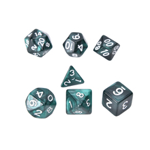7Pcs D10 Multi-Sided Dices Game Dice for Party Bar KTV Props Gift DIY