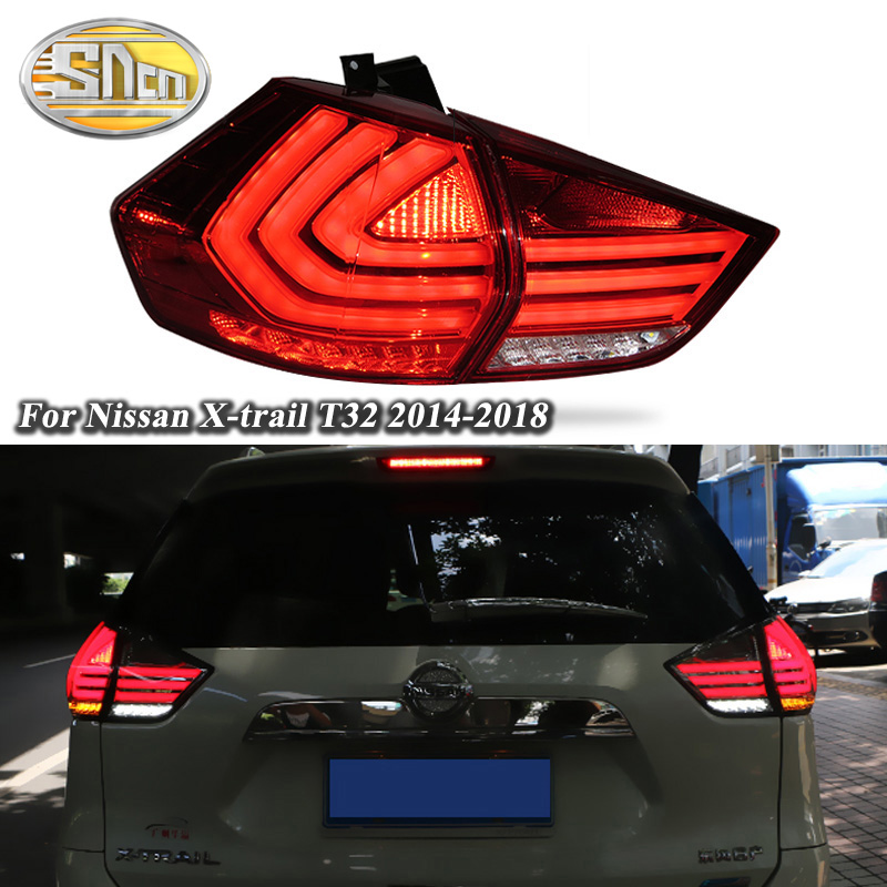 AFTERMARKET REPLACEMENT FOG LIGHT KIT FOR 2014-2016 ROGUE LAMPS BEZELS BULBS