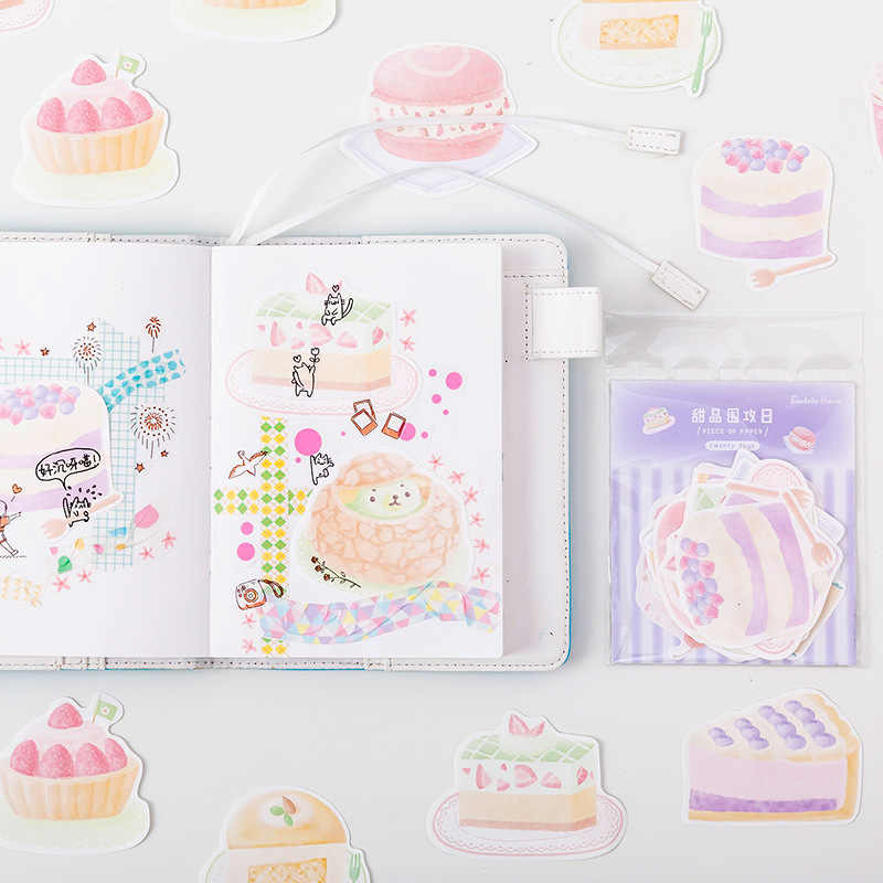 24Pcs/lot Kawaii Sticky Note Creative Fruit Paper Memo Pad Cute Memo Note for Stationary School Supply Student Kawaii paper Memo