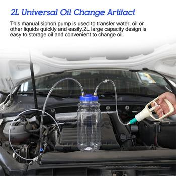 цена на 1pc 2L Universal Oil Change Artifact Manual Pump Suction Oil Pump Artifact Vacuum Pump Vacuum Pump Maintenance Tool